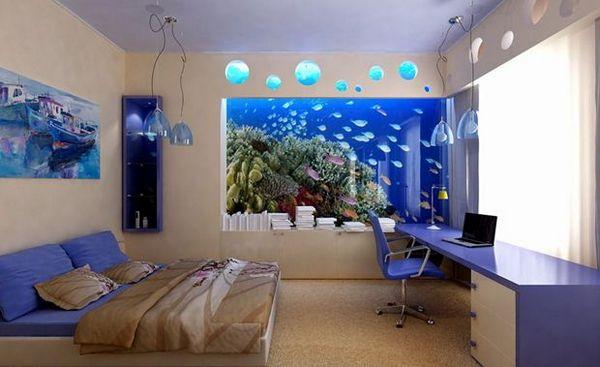дизайн недорогой спальни фото