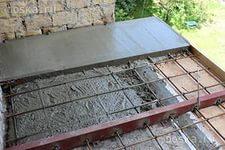 Цементная стяжка пола толщина