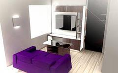 Маленькая комната