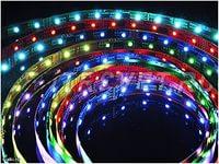 Применение светодиодных лент для освещения