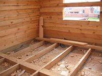 Укладка деревянных полов