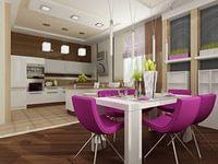 Зонирование пространства в однокомнатной квартире