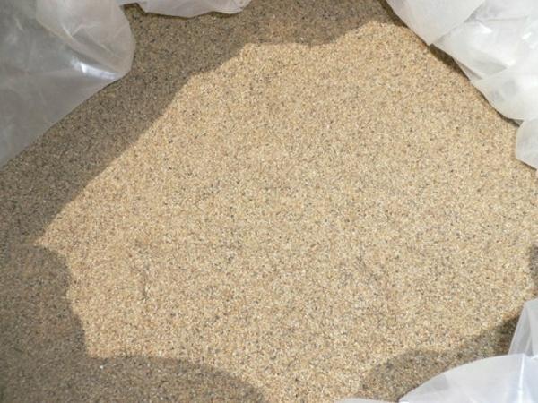 Песок для пескоструйного аппарата