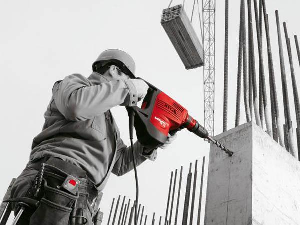 Сверла по бетону