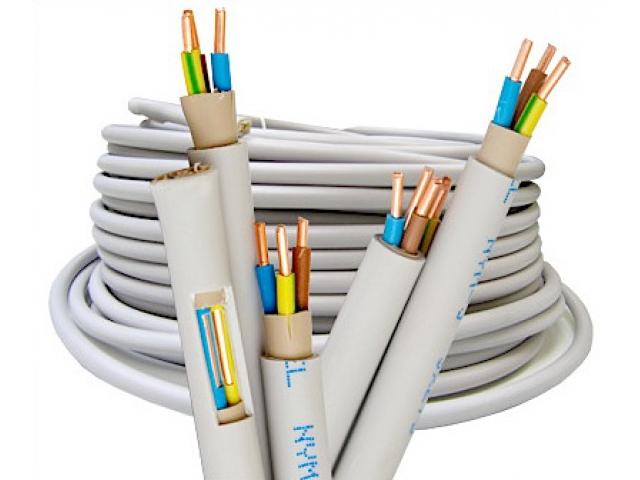 Расшифровка кабелей