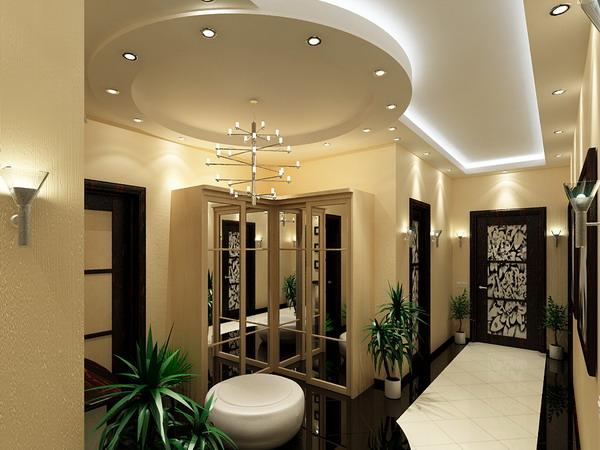 Готовый пример дизайна выполненного по всем современным стилям