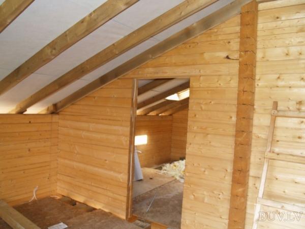 Утепление деревянного домика своими руками