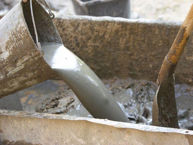Подготовка смеси раствора в домашних условиях