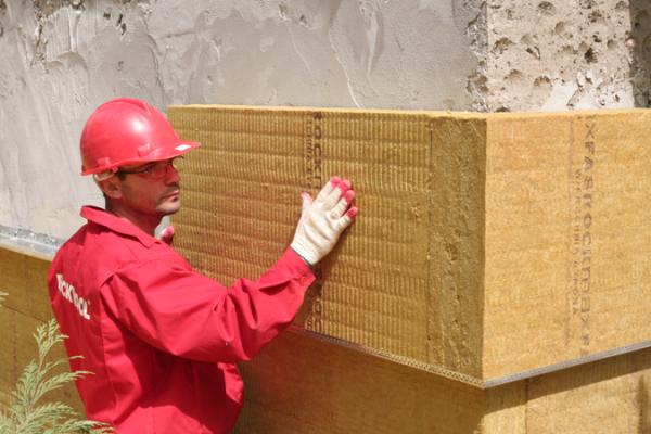Использование фасад баттс rockwool для утепления фасада зданий