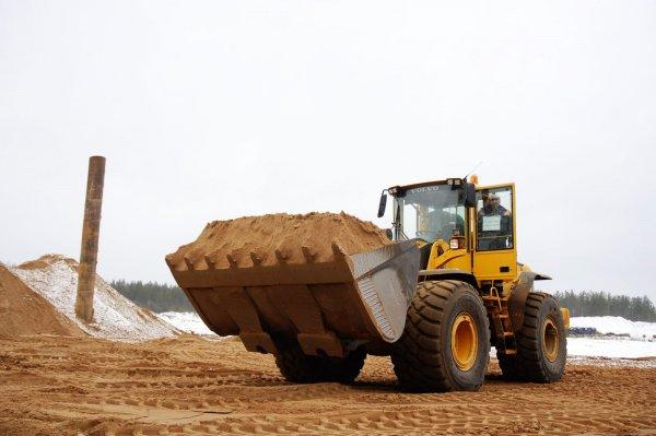 Какой должен быть песок по ГОСТу?