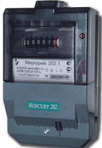 Учет электроэнергии при помощи счетчика Меркурий 230