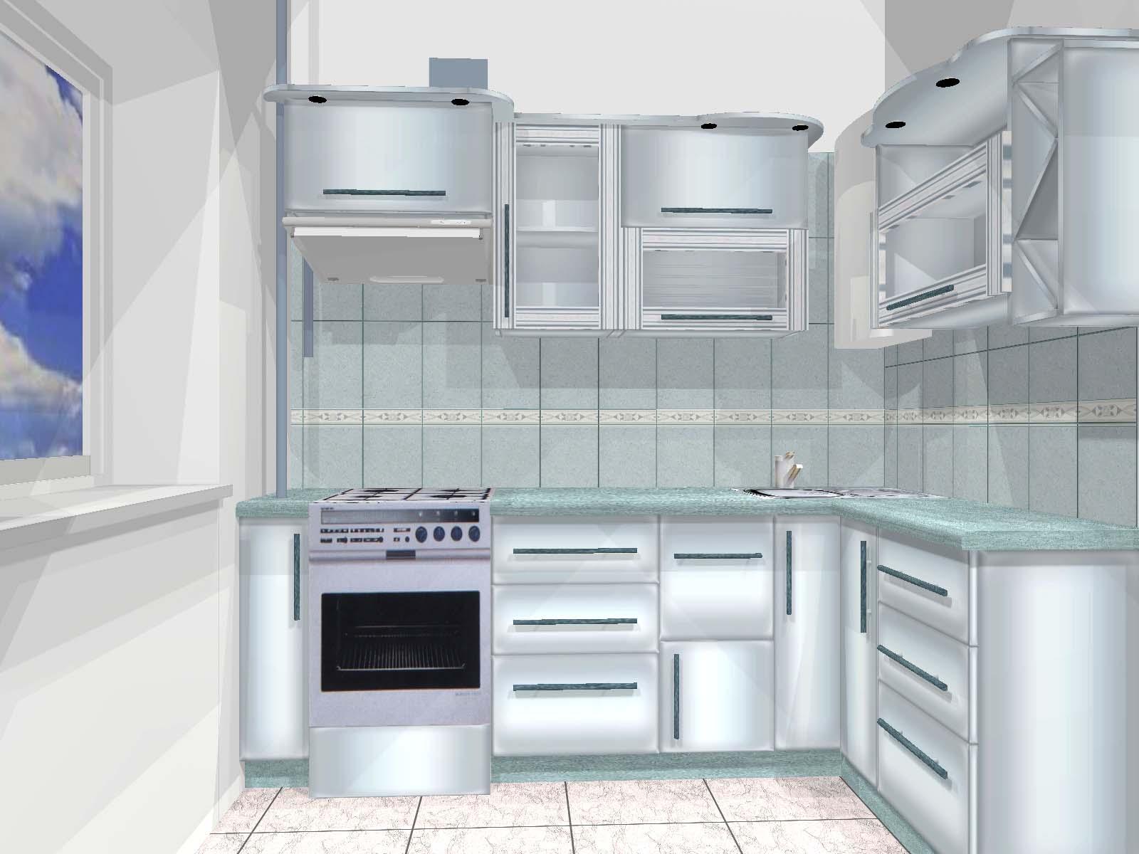 Фасад для кухни своими руками видео