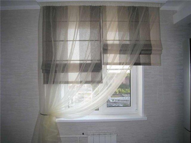 Выкройки шторы для гостиной своими руками