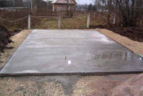 Виды фундаментов для загородного дома