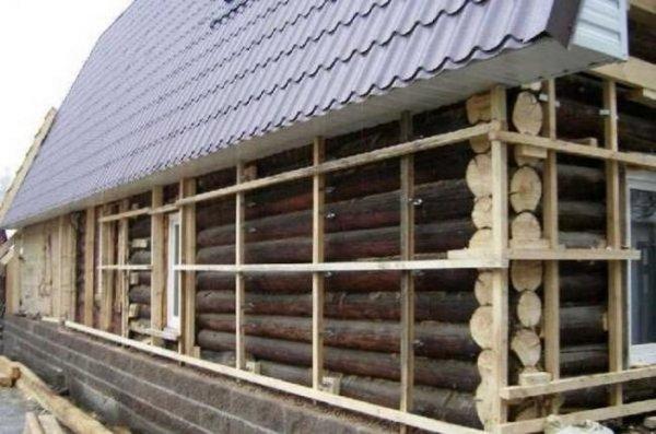Как утеплить деревянный дом снаружи и изнутри