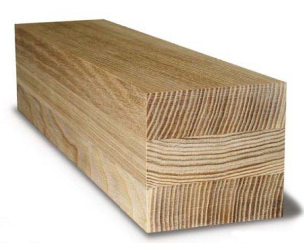 Клееный брус – наилучший материал для вашего дома