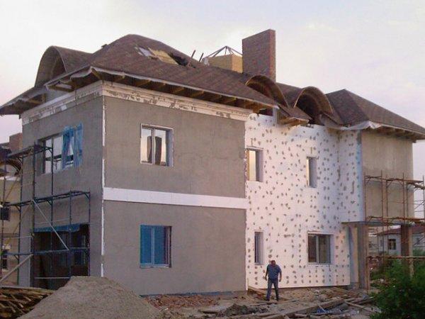 Особенности утепления фасадов пенополистиролом