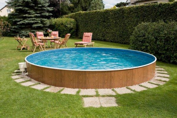 Как выбрать удачное место для бассейна?