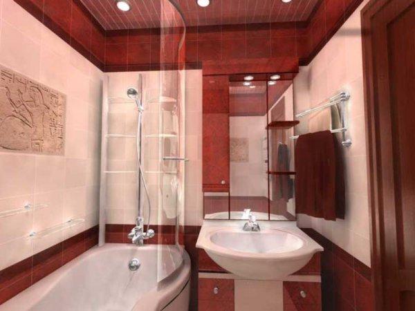 Как выбрать материалы для ремонта в ванной комнате?