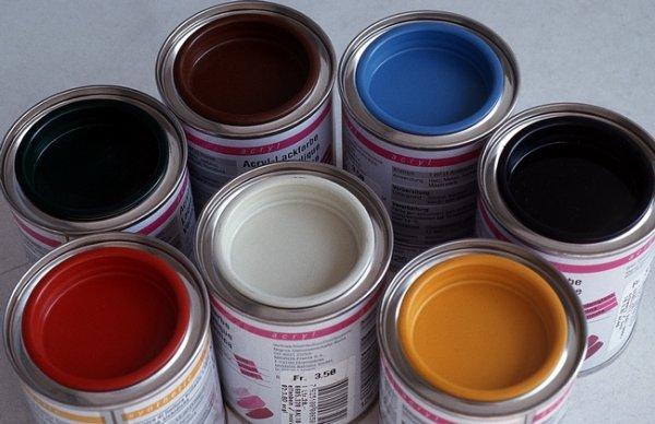 Малярные краски в ремонте