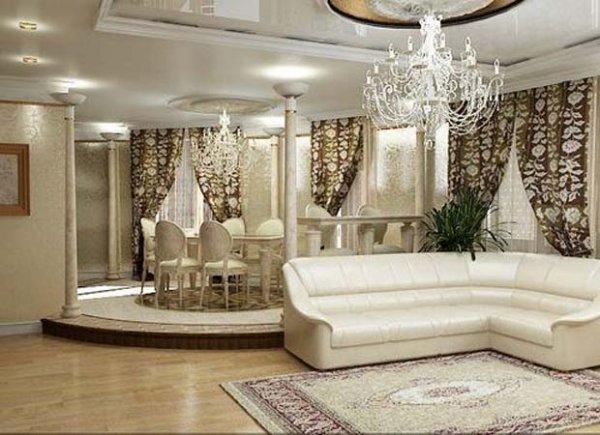 Итальянский дизайн в доме