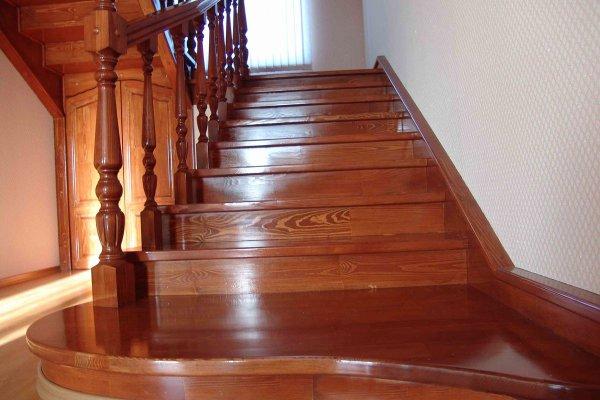 Деревянные лестницы для своего дома