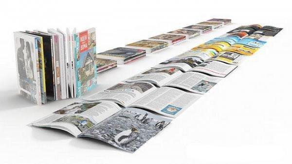 Преимущества печатных каталогов