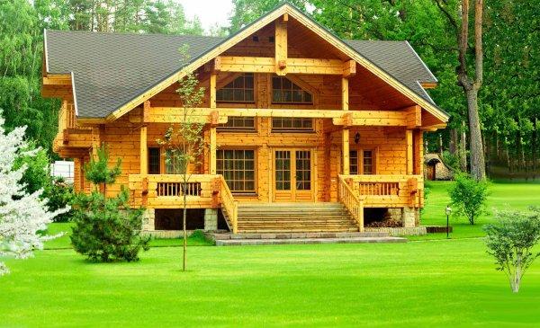 Строительство деревянных бань и домов