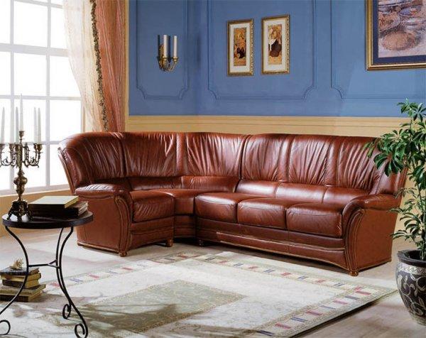 Особенности эксплуатации кожаной мебели