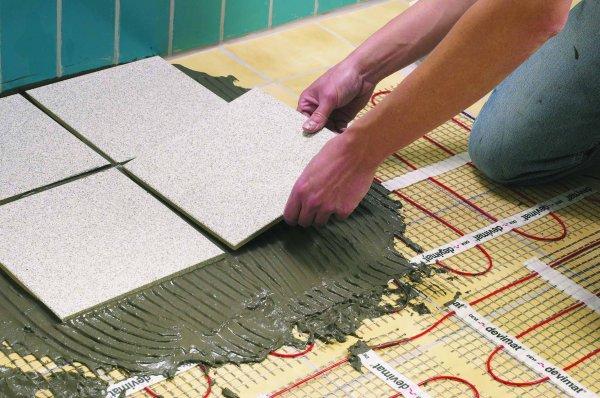 Как уложить плитку в санузле самостоятельно