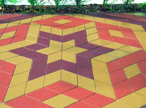 Роль тротуарной плитки в современном ландшафтном дизайне
