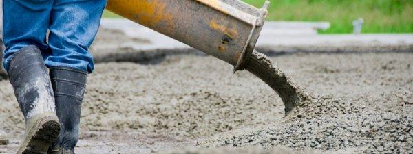 Виды бетона и его составляющих