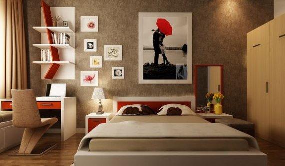 Стили интерьеров спальни