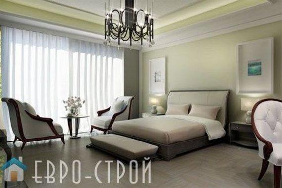 Оформление спальни в лучших традициях
