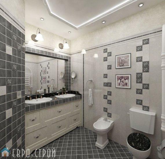 Правильный интерьер туалета
