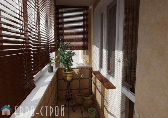 Как правильно оформить интерьер балкона