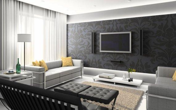 Использование пространства в дизайне интерьера
