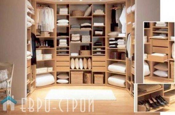 Комната для гардероба