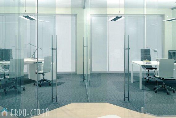Стеклянные двери: их роль в оформлении интерьера