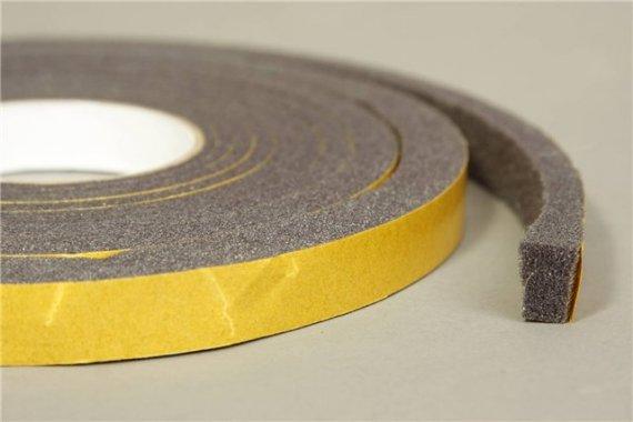 Особенности использования саморасширяющейся уплотнительной ленты