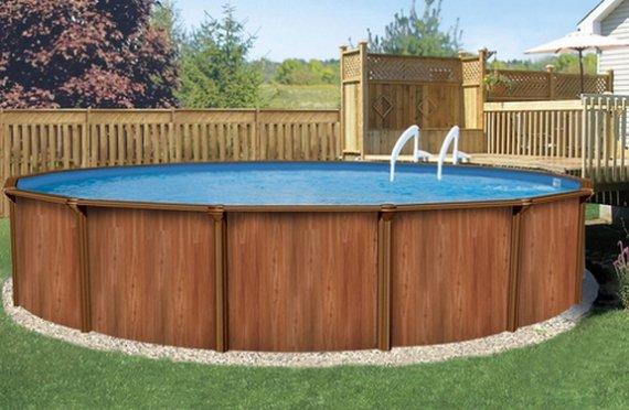 Выбор бассейна: каркасный или надувной