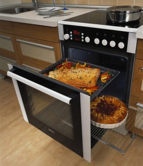 Выбор кухонных плит