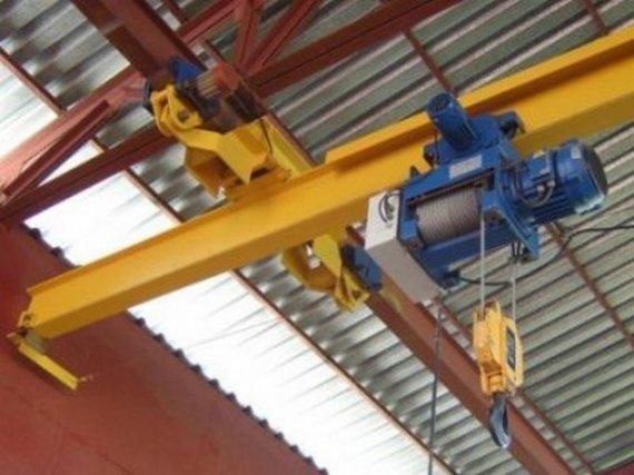 Назначение подъемно-транспортного оборудования