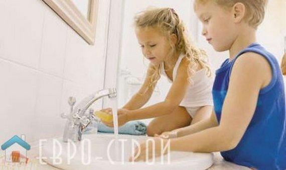 Гигиена для ребенка
