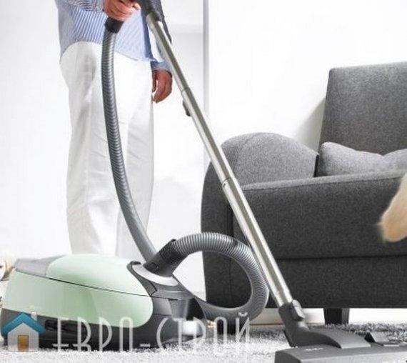 Чистота в доме с помощью бытовой техники