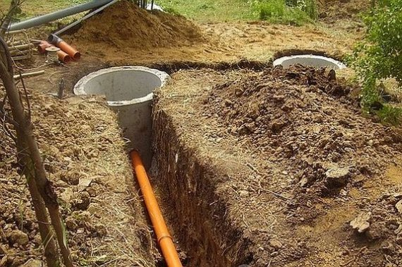 Обустройство системы канализации