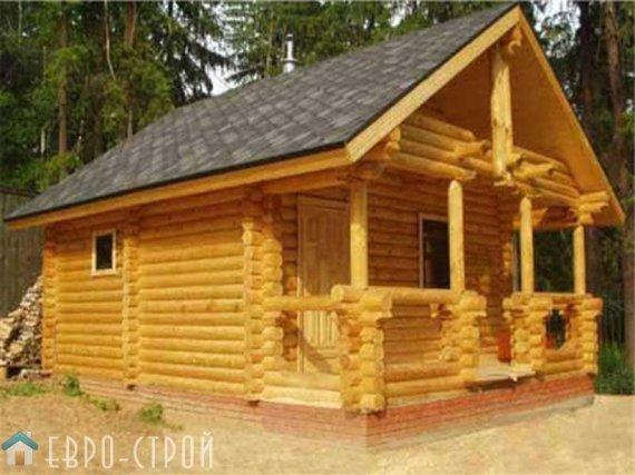 Как построить баню с удовольствием
