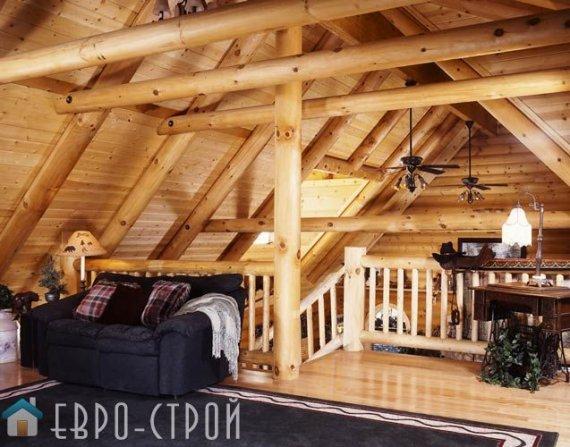 Выбор древесины для постройки здания