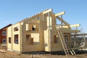 Строительство загородных домов под ключ из бруса