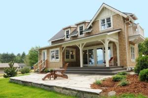 Готовые загородные дома под ключ